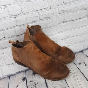 Rockport Works Leather Ankle Boots Size 8
